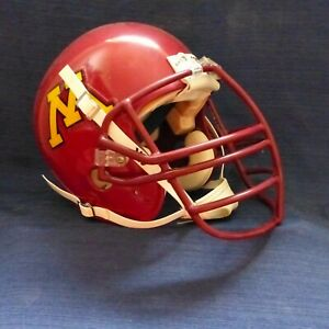 "VINTAGE "" MINNESOTA GOLDEN GOPHERS  "" AIR PRO II, FOOTBALL HELMET"