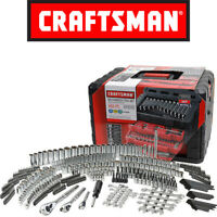 Craftsman 450 Piece Mechanic's Tool Set w/ 3 Drawer Case Box # 99040 320 230 NEW