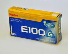 Kodak Ektachrome E100G 120 5 Pack Outdated Transparency  Film