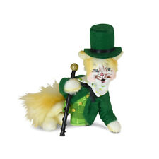 """ANNALEE 2004 6/"""" IRISH BOY MOUSE EACH SOLD SEPARATE NWT ONLY HAVE ONE ON RIGHT"""