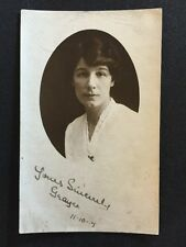 Vintage Postcard - RP Anonymous Women - #202 In 1919