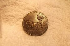 1795 SPENCE'S BRASS HALFPENNY DH733 RARE IN BRASS BRITISH ....... FREE SHIPPING