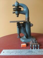 Schaublin Sensitive Drill Press Tapping Collets precision micro Jewelry Clock