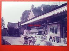 PHOTO  DEVON SIDMOUTH RAILWAY STATION 1984
