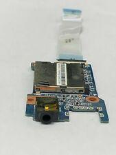 Lenovo G580-20157 Laptop Card Reader+Audio Board+Cable 55.4Sh04.001 48.4Sg28.011