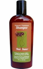 Hair Loss Shampoo Treatment. Thicker Faster Hair Growth. Dry, Itchy Scalp Remedy