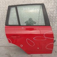 BMW X3 SERIES E83 Door Rear Right O/S Karmesinrot Crimson Red - A61
