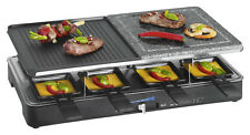 Clatronic RG 3518 2-in-1 Raclette
