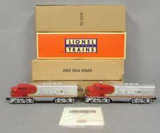 Lionel 6-38312 #2343 Santa Fe F3 A-A Twin Diesel Set LN/Box