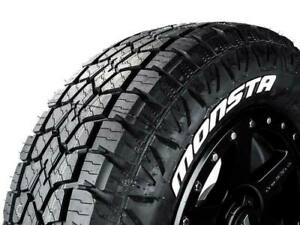 265/50/20 MONSTA A/T Gripper AT 2655020 116H Tyres 265 50 20 inch Tyre 4x4 4WD