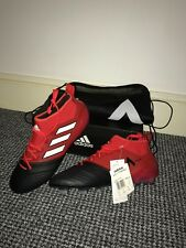 adidas ace 17.1 Black and red