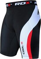 RDX Compression Shorts Running Base Layers Skin Tight MMA Fit Gym Legging Rugby