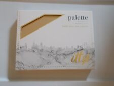 NIB Ittse Magnetic Palette Gold Create Your Own Palette Grace Pink Pearl Beatnik