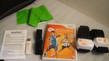 Wii EA Sports Active 2 Bundle (Nintendo Wii, 2010)