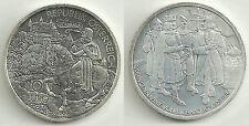 AUSTRIA MONEDA DE 10 EURO EN PLATA SILVER SILBER (DURNSTEIN 2009) (SC/UNC)