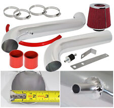 94-02 ACCORD 2DR 4DR I4 JDM COLD AIR INTAKE INDUCTION SYSTEM PIPE FILTER POLISH