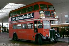 London Transport RT4171 Heathrow July 1978 Bus Photo