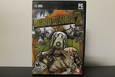 Borderlands 2  (PC, 2012) *Tested/Complete