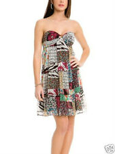 $89 NWT Guess by Marciano Michelle Floral Tube Dress Sz 9