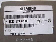 USED SIEMENS SIMATIC 6ES5-103-8MA03