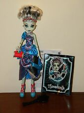 Monster High Threadarella Frankie Stein New Loose No Box Scarily Ever After