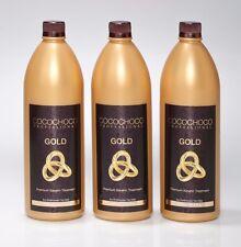 COCOCHOCO professional gold 3000ml 24k liquid gold New formula