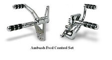 BILLET Forward Controls EVO SOFTAILS MADE IN USA FITS 1989-1999 SOFTAILS