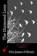 The Diamond Lens by Fitz James O'Brien (2015, Paperback)