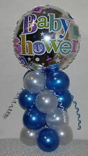 BABY SHOWER  -  BABY  BIRTH  GIRL/BOY -  FOIL BALLOON DISPLAY -TABLE CENTREPIECE