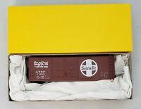 HO Accurail 3001 40' Dbl Door Steel Boxcar Santa Fe ATSF 17618