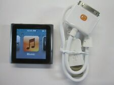 Apple iPod nano 6th Generation Graphite (8 GB)(Excellent Condition)