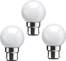 Syska LED 0.5 WATT BULB (PACK OF 3) (Cool White) (50 Lumens) (SSK-PAG-0.5W)