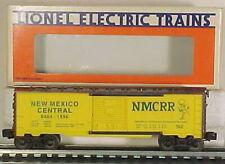 Lionel 6-52087 New Mexico Central TTOS 6464-1996 Boxcar MT/Box