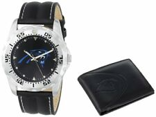 NEW IN BOX Game Time NFL-WWS-CAR Sports NFL Men's Watch and Wallet