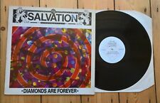 Salvation Diamonds Are Forever LP Goth Sisters of Mercy