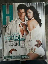 revista h para hombres betty monroe octuber 2005