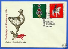 EAST GERMANY, (DDR), FIRST DAY COVER, # 163