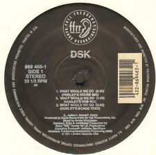 DSK - What Would We Do - 1991 - FFRR - 869 465-1 - Usa