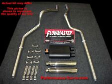 94-95 Chevrolet GMC Truck Dual Exhaust w/ Flowmaster