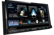 """Kenwood eXcelon DDX9702S 7"""" Bluetooth HD DVD w/ Android Auto Apple Car Play"""
