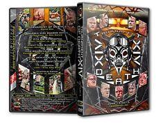 CZW Wrestling: Tournament of Death 14 2015 DVD, Deathmatch Combat Zone Hardcore
