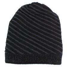 Mens Womens Baggy Knit Beanie Winter Hat Ski Cap Skull Slouchy Chic UPick XT