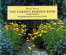 Garden Border Book by Keen, Mary