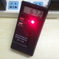Safty Use Digital LCD Electromagnetic Radiation Detector EMF Meter Dosimeter
