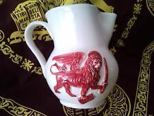Brocca da litro Veneta in ceramica smaltata - Leone veneziano