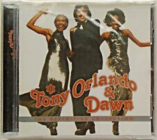 TONY ORLANDO & DAWN - CD - The Definitive Collection - BRAND NEW