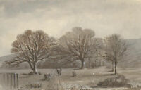 Margaret Forde Hancock - A Set of Three 1880 Watercolours, Various Landscapes