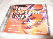 THE HOLLYWOOD SOUND CD E.T. JAWS WIZARD OF OZ STAR WARS GODFATHER OUT OF AFRICA
