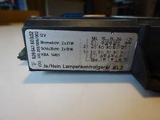 Porsche 928 Steuergerät Lampenkontrollgerät / Bulb Control Module 92864160302