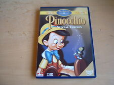 Walt Disney - Pinocchio Special Edition (Special Collection) - DVD